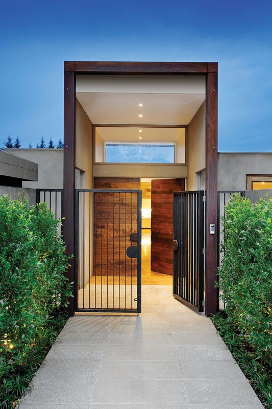 Architecturally impressive entrance preludes a magnificently appointed and superbly private, single level sanctuary.
