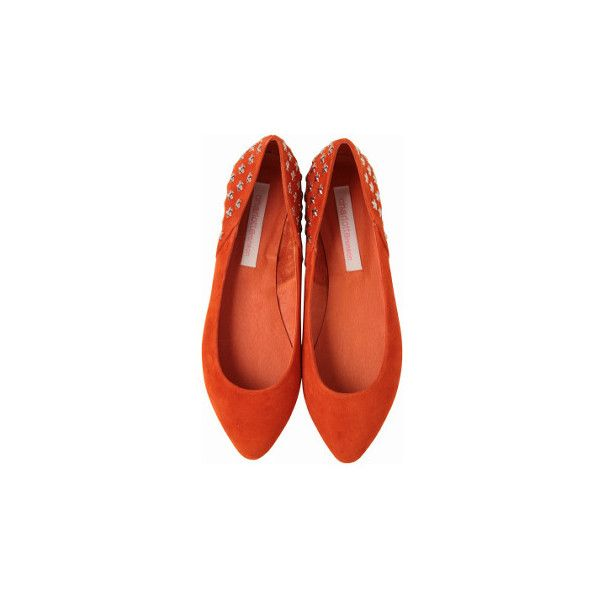 charlotte ronson シャーロット・ロンソン 商品詳細|SELECSONIC セレクソニック サンエー・インターナショナル ❤ liked on Polyvore featuring shoes, flats, flat heel shoes, flat pumps, charlotte ronson shoes, flat shoes and charlotte ronson