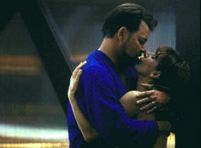 riker and troi relationship