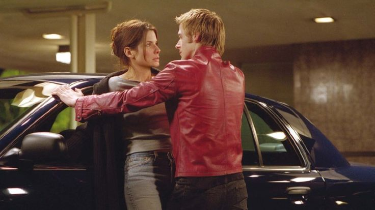 Sandra Bullock and Ryan Gosling in Murder by Numbers (2002)
