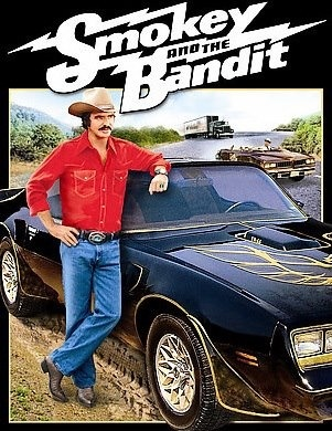 smokey and the bandit 2 chuck yeager