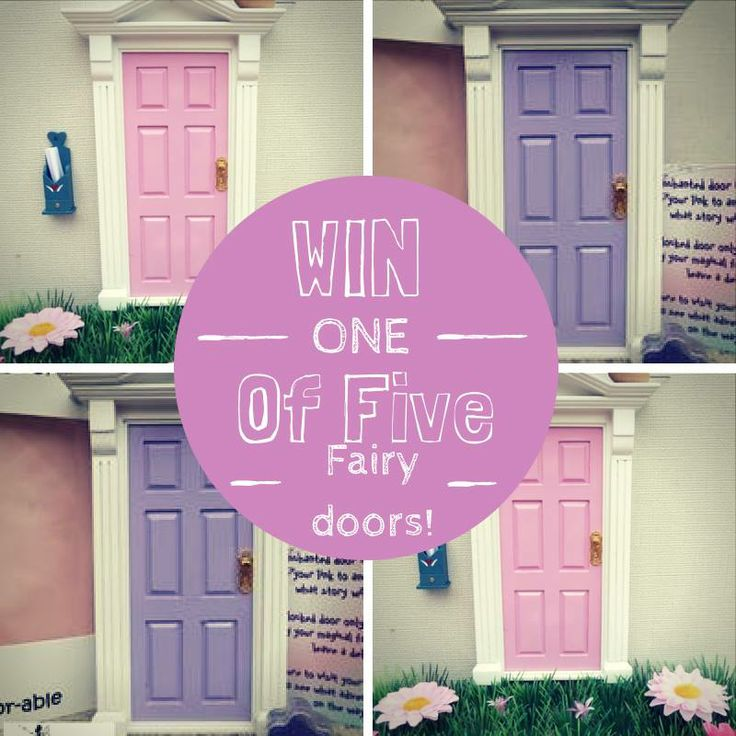WIN WIN WIN - We have 5 x Fairy Door prize packs up for grabs!! Re-pin and confirm your entry here - http://www.lovencherish.com/#!giveaways/cig7