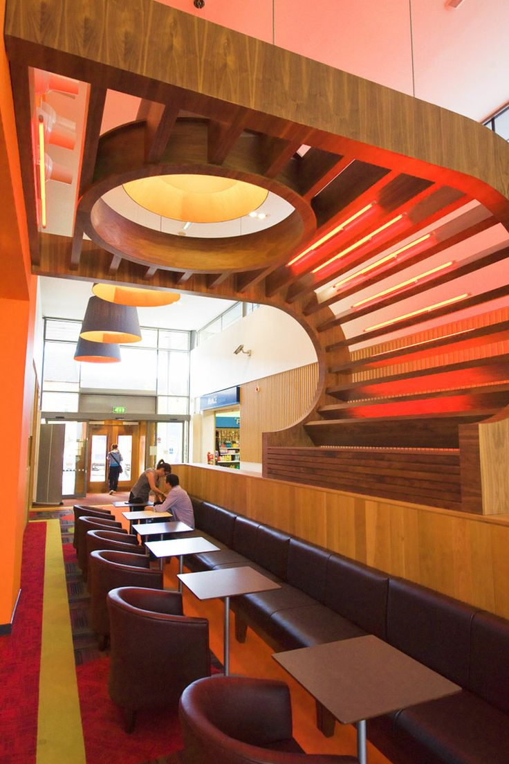 Tree House Student Centre Queens University Belfast