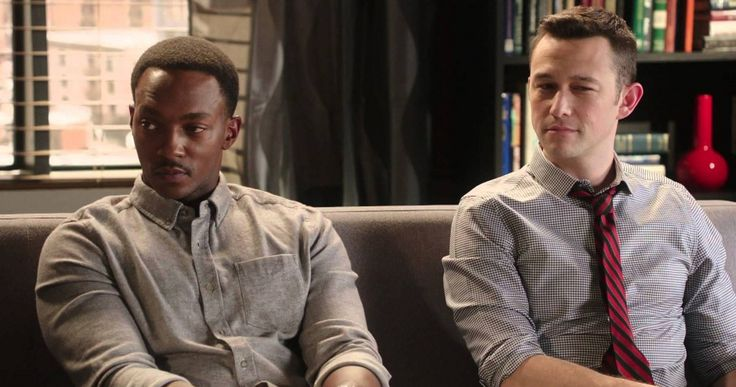 Watch Nathan Fielder Ask 'Night Before' Cast Awkward Questions -- Nathan Fielder interviews Seth Rogen, Joseph Gordon-Levitt and Anthony Mackie, the stars of 'Night Before'. It's not pretty. -- http://movieweb.com/night-before-movie-nathan-for-you-interview/