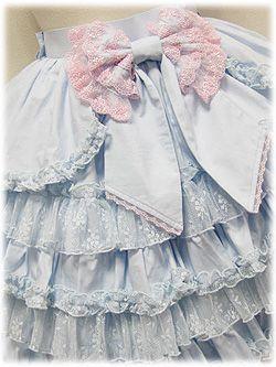 Angelic Pretty skirt.
