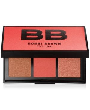 Bobbi Brown Guava Illuminating Cheek Palette - Havana Brights Collection - Guava
