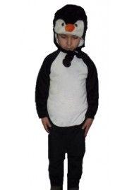 Çocuk Penguen Kıyafeti