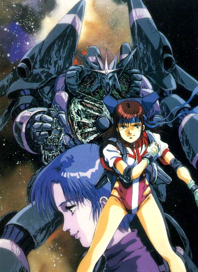 Pin by CHRISCRAZYHOUSE on OLD SCHOOL ANIME/MANGA Mecha