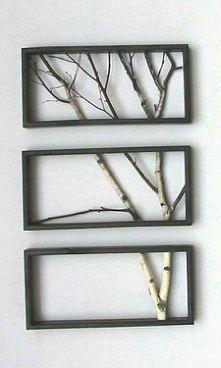 Zobacz zdjęcie Obraz z gałęzi