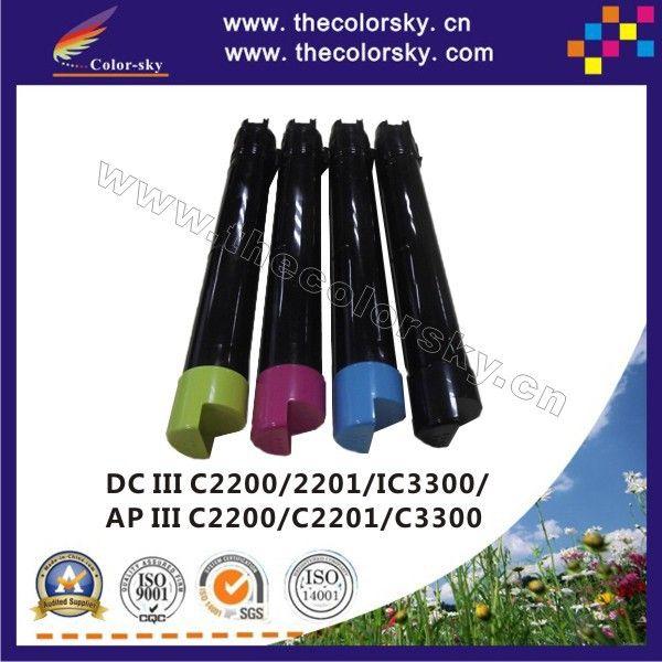 (CS-XC2200) тонер laserjet лазерный принтер картридж для Xerox AP C 2201 2200 3300 C2200 C2201 C3300 CT201213-CT201216 26 К/15 К