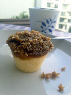 Cupcake with coconut topping // Drømmemuffins fra Brovst