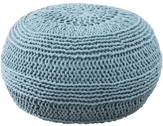 Woven Rope Pouf, $129 free standard shipping!