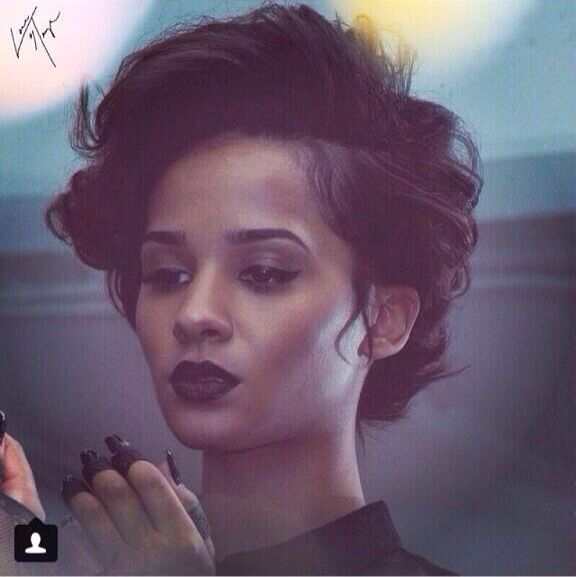 Black Hair Inspiration For The Week 12-21-15.