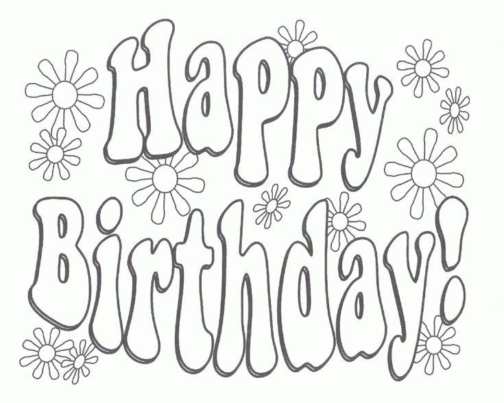 25 best Birthday cards for boys ideas – Free Printable Happy Birthday Cards