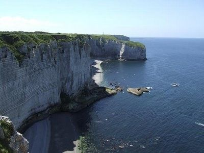 The Cliffs at Etretat travel-and-places