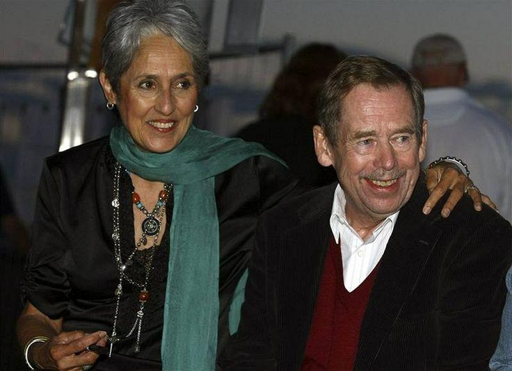 Pohoda 2008 – Joan Baezová a Václav Havel – Trenčín (19. července 2008)