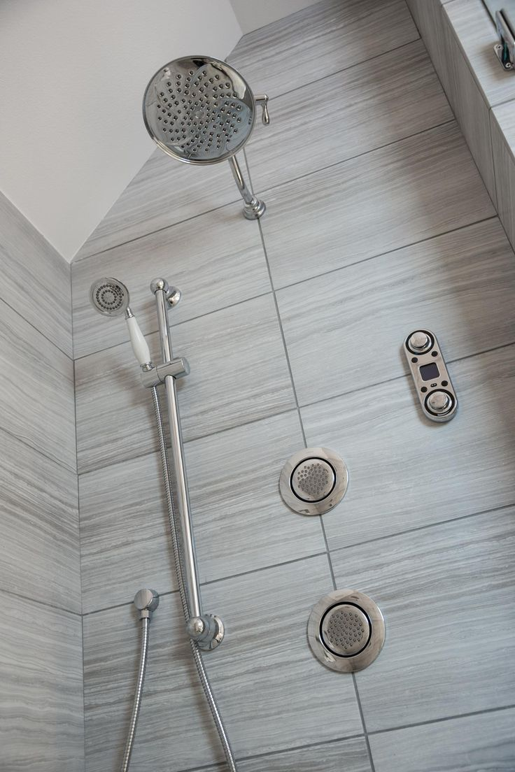 Go back gt gallery for gt neutral paint colors for bathroom - Pictures Of The Hgtv Smart Home 2015 Master Bathroom