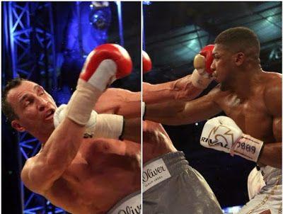 Anthony Joshua 'to fight Wladimir Klitschko in rematch after… http://abdulkuku.blogspot.co.uk/2017/05/anthony-joshua-to-fight-wladimir.html