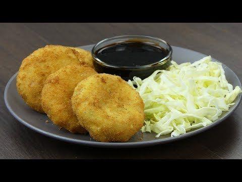 Crochete de cartofi în stil japonez- atât de delicioase, că le vei găti mereu! - YouTube