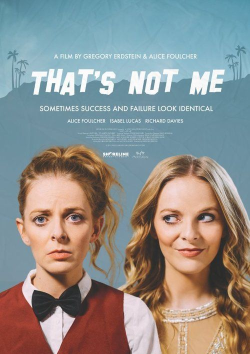 Watch That's Not Me Full-Movie