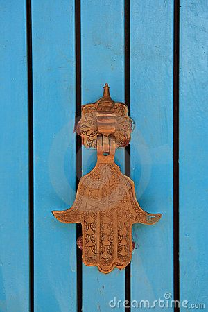 hamsa door knocker