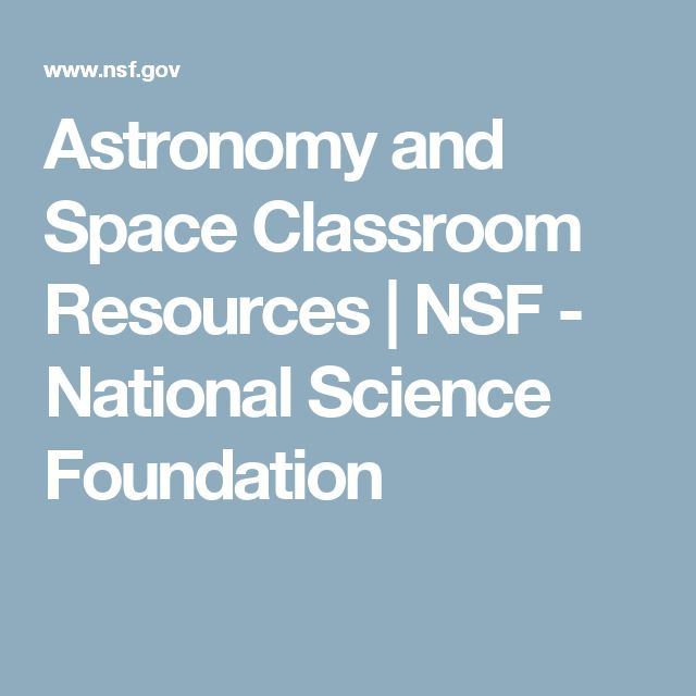 13 best chemistry images on pinterest organic chemistry book astronomy and space classroom resources nsf national science foundation fandeluxe Image collections