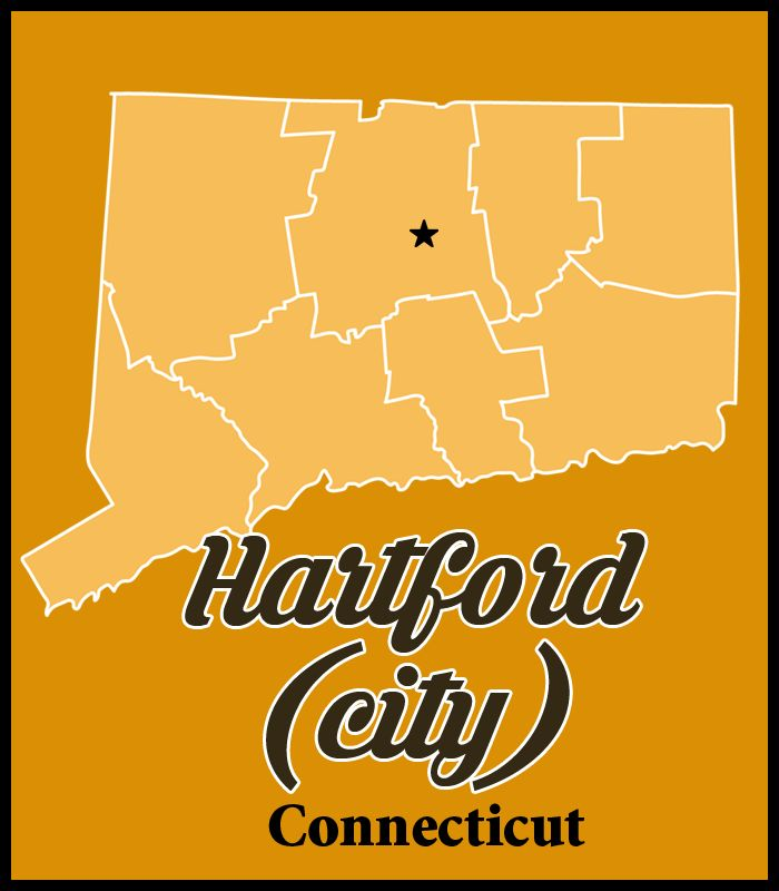 Hartford is the capital of Connecticut and the historic seat of Hartford County until Connecticut disbanded county government in 1960. As of the 2010 Census, Hartford's population was 124,775. #SEO #WebDesign #Marketing