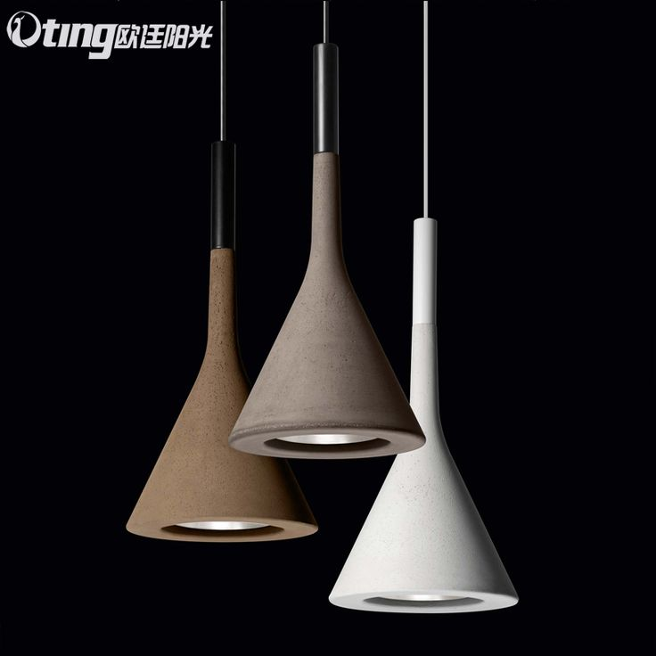 Cheap light fixtures buy quality dining room directly from china cement pendant light suppliers modern brief vintage imitation cement pendant light