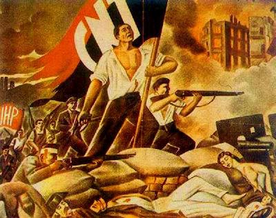 CNT :: Spanish Civil War posters
