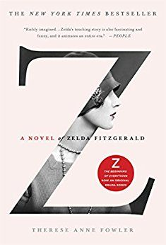 Amber picked up Z: A Novel of Zelda Fitzgerald