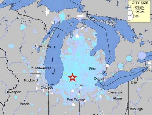 7 facts about earthquakes in Michigan   MLive.com