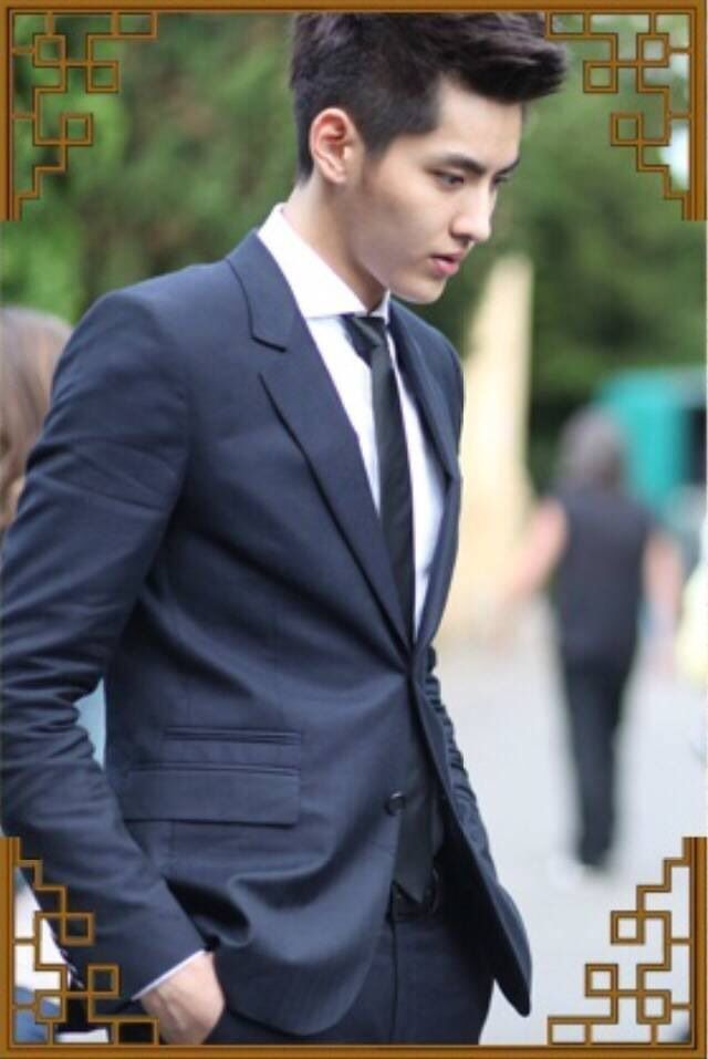 Kris, somewhere only we know