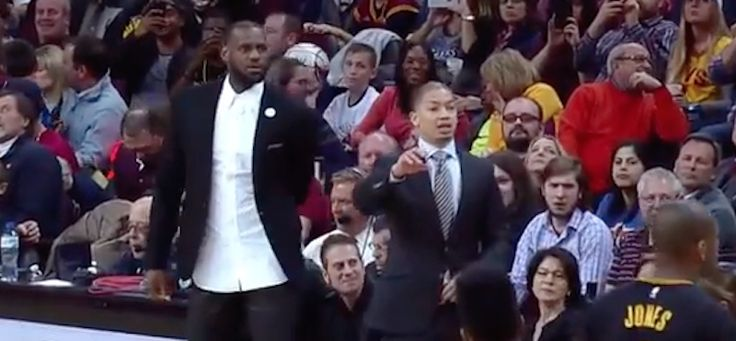 The Cavaliers' Head Coach Might Have A Mutiny On His Hands