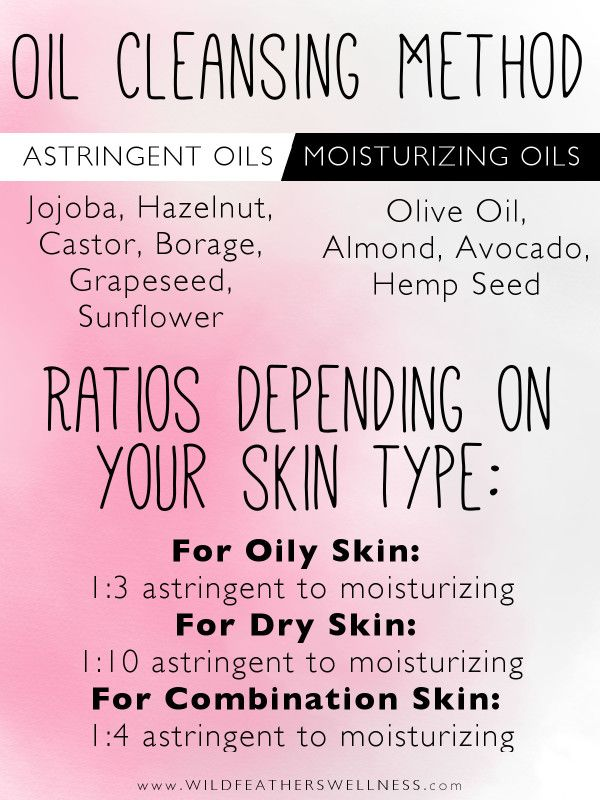 The Oil Cleansing Method Quick Guide