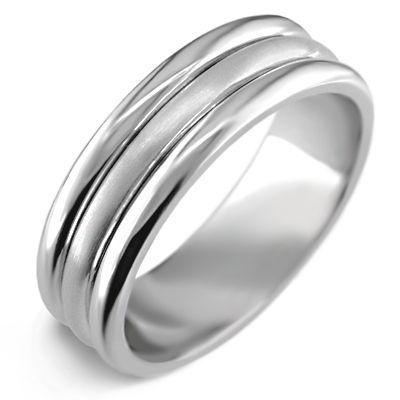 17 Best Images About Mens Unique Wedding Rings On Pinterest