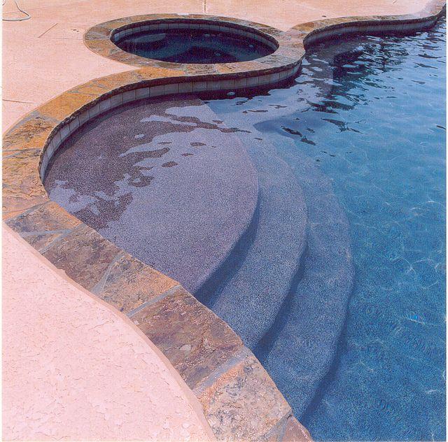 Atlanta Custom Stone Pool Coping In 2019 Beautiful