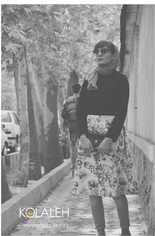 #KOLALEH Design#Iran fashion