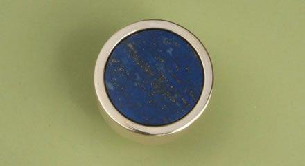Lapis Lazuli cabinet handles