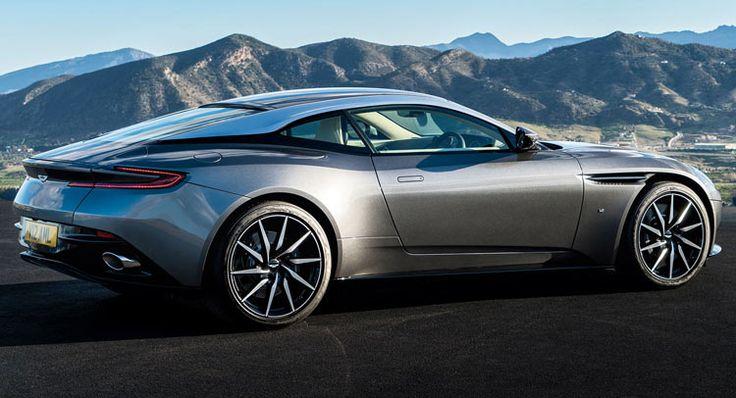 Aston Martin DB11 - 05  Plus de découvertes sur Le Blog des Tendances.fr…