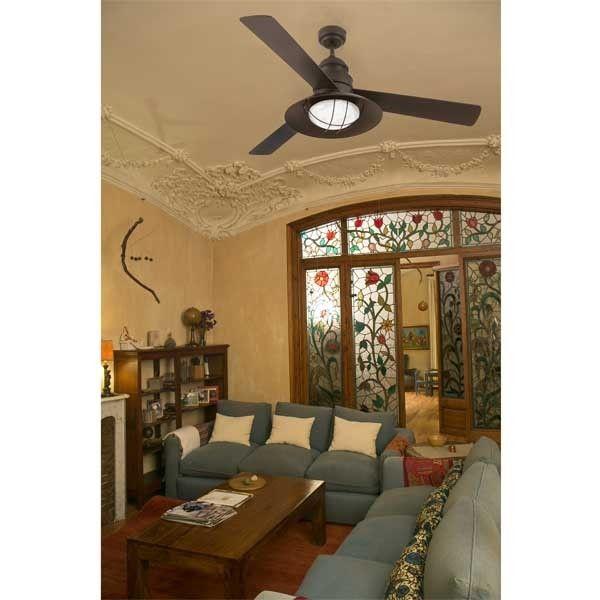 Ventilador de techo con luz Winch. Faro Barcelona. Comprar online.