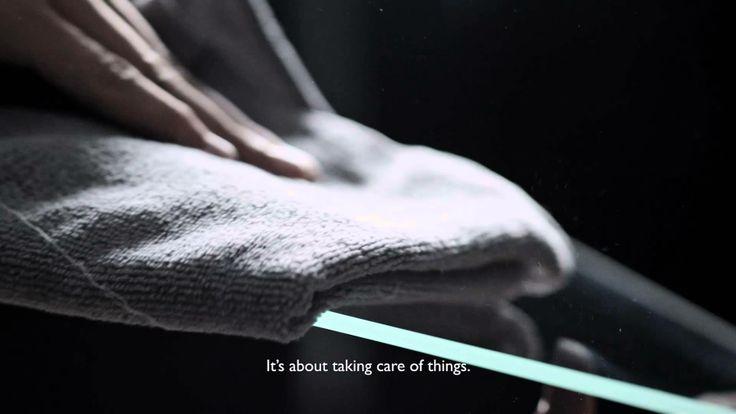 Se filmen där designern Jon Eliason förklarar samarbetet mellan Philips och Gustavsberg. | GUSTAVSBERG