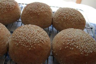 Pan para cemitas