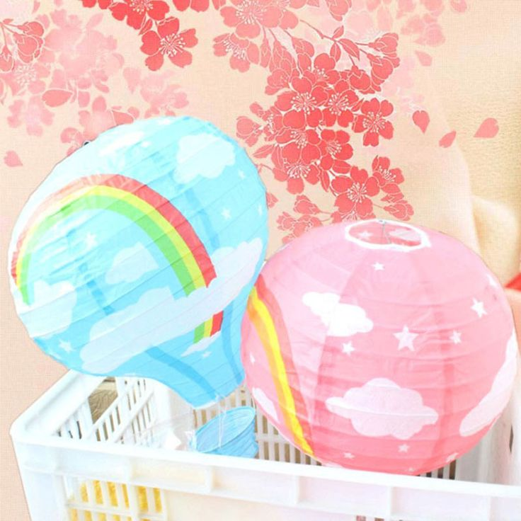 Cheap 5 pz/lotto 12 pollice 30 cm arcobaleno wedding cinese lanterna di carta hot air balloon decorazione festa di nozze lanterne regalo del mestiere, Compro Qualità Festosa e rifornimenti party direttamente da fornitori della Cina:       Wholesale 0.72*50M Sheer Mirror Organza Roll Wedding Chair Sash Bow Table Runner Swag Crystal Organza Fabric