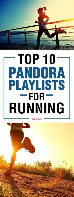 Top 10 Pandora Stations for Running