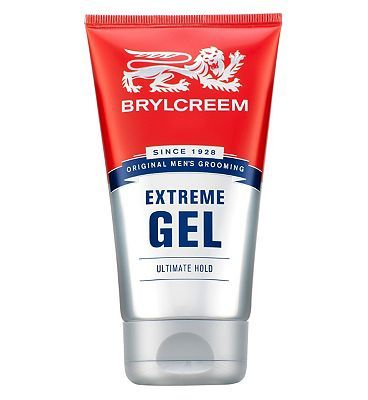 Brylcreem Extreme Hold Gel 150ml 10006196 12 Advantage card points. Brylcreem Extreme Hold Gel gives ultimate hold and water resistance to keep hair in shape all day long. FREE Delivery on orders over 45 GBP. http://www.MightGet.com/february-2017-1/brylcreem-extreme-hold-gel-150ml-10006196.asp