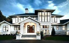 Modern Canada House Design With Duplex House Plans Back To Back And Modern House Exterior Elevat House Designs Exterior Modern House Exterior Dream House Plans