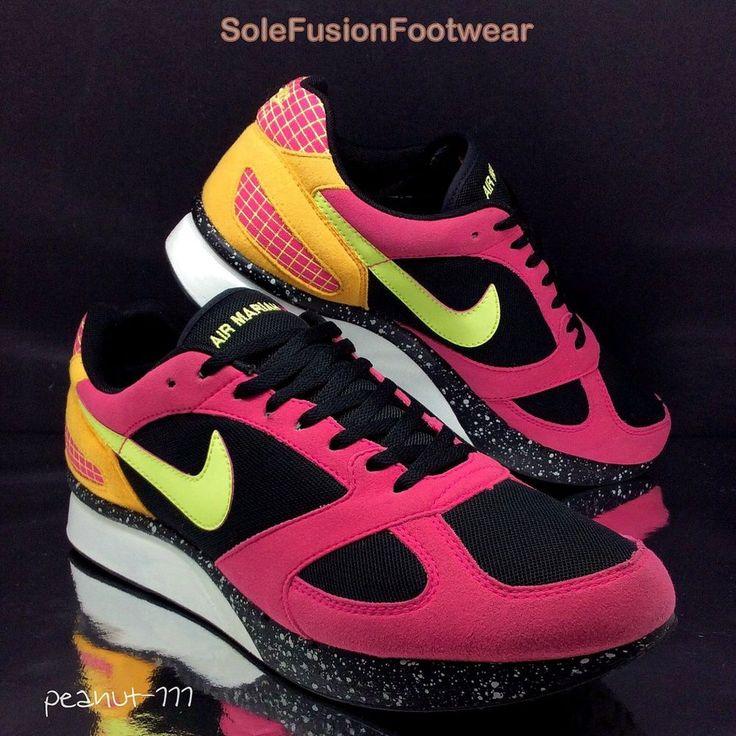 Nike Air Mariah Mens Running Trainers sz 9 Rare ACG PR Sneakers US 10 EU 44 LTD  | eBay