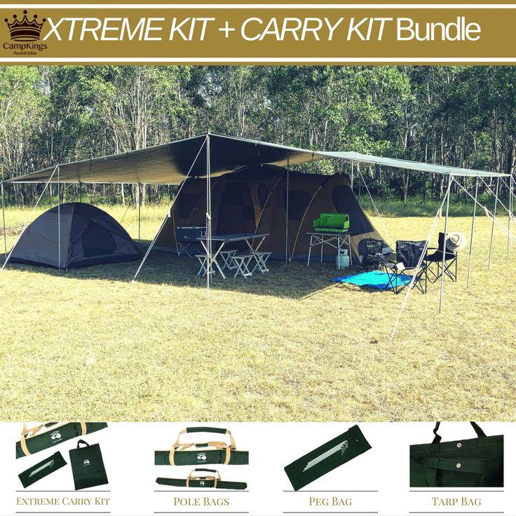 CampKings Australia - XTREME KIT   XTREME CARRY KIT, $914.00…