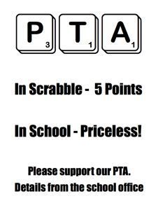 Parent Teacher Association Posters