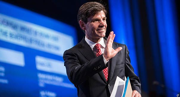 George Stephanopoulos discloses $50,000 contribution to Clinton Foundation -  POLITICO.com Oh, so typical liberal hacks apology du jour.